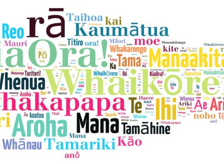Teaching yourself (and your children) te reo