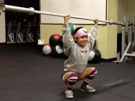 Allenamento con i pesi in età di sviluppo: miti da sfatare..