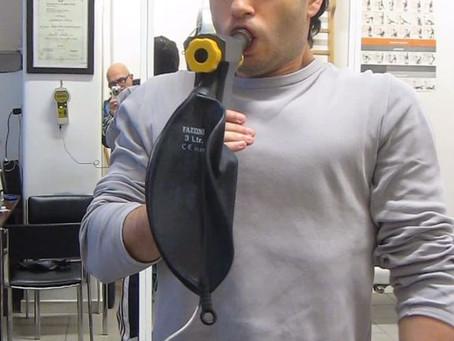 Training Respiratorio con SpiroTiger: quel respiro in più che fa la differenza!