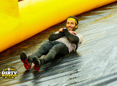 Rat Race Dirty Weekend: una folle gara raccontata dal nostro Trainer Giulio.