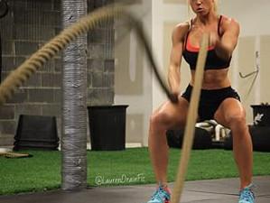 """Battle Ropes: allenarsi con """"funi da marinaio""""!"""