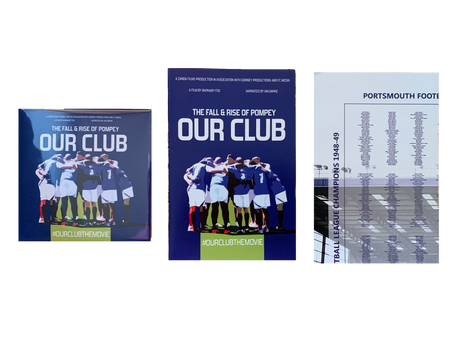 Our Club DVD Fathers Day Offer