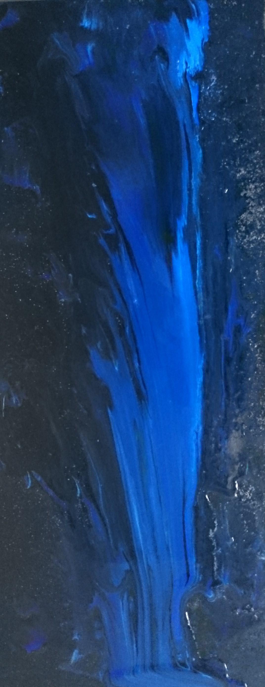 """Le cygne bleu"""