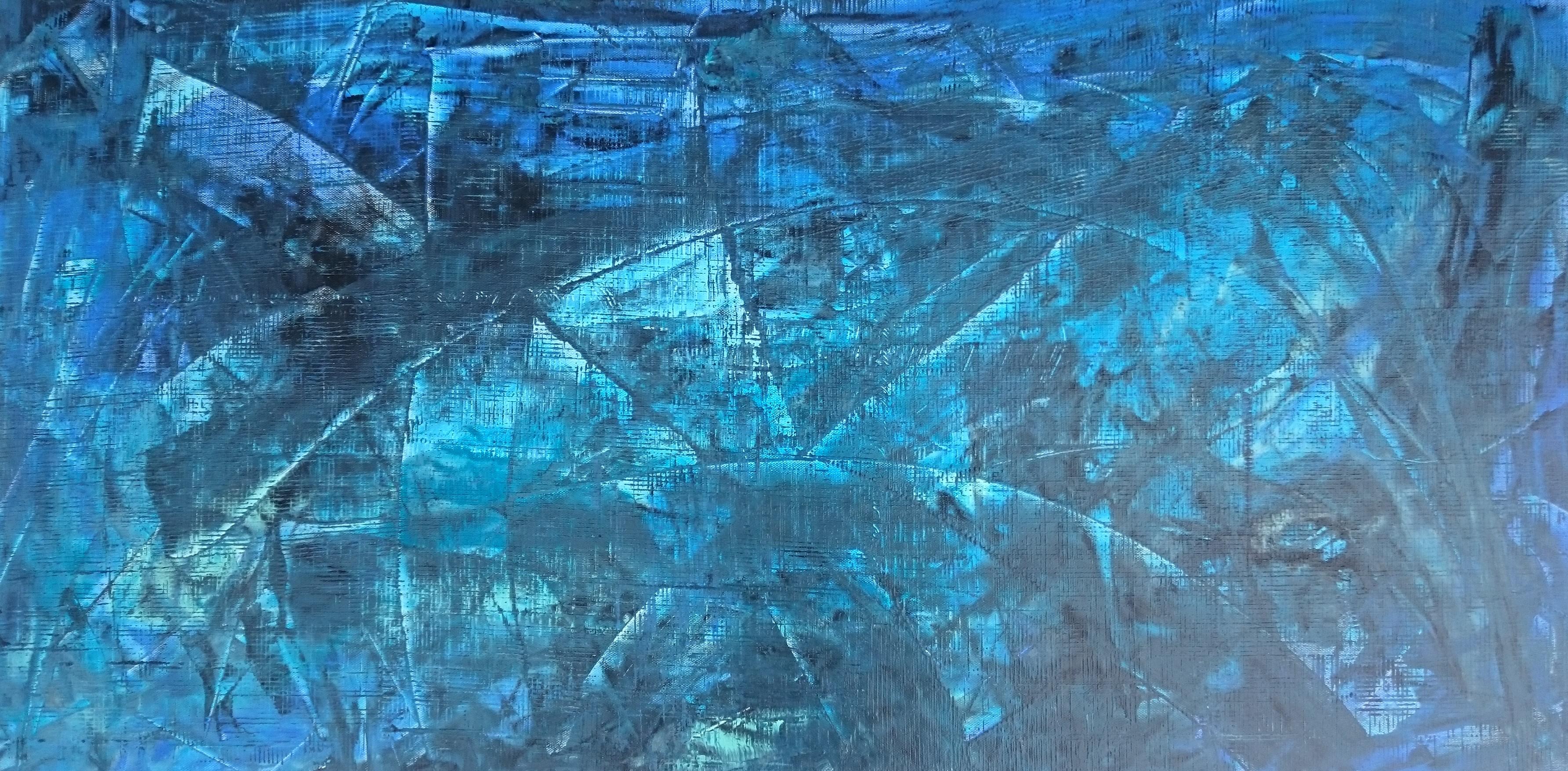 """""""Moderne bleu"""""""