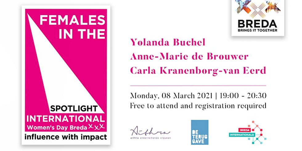 International Women's Day Breda
