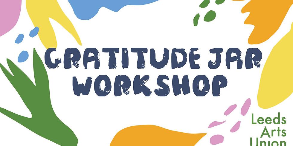 Gratitude Jar Workshop