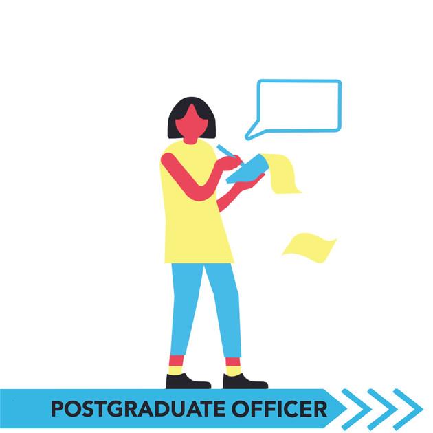 Postgraduate Officer