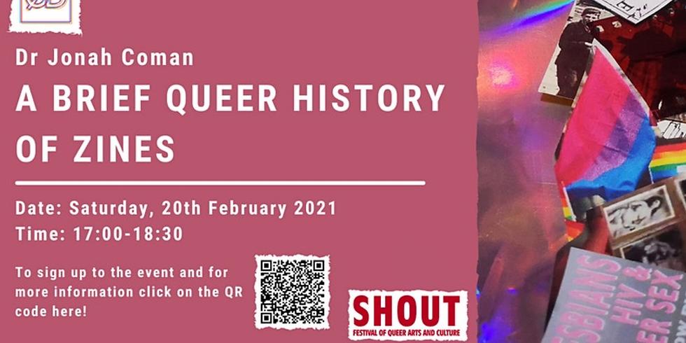 A Brief Queer History of Zines