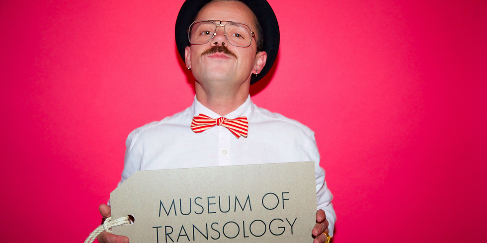 Big Talk Open Lectures: E-J Scott and the Museum of Transology