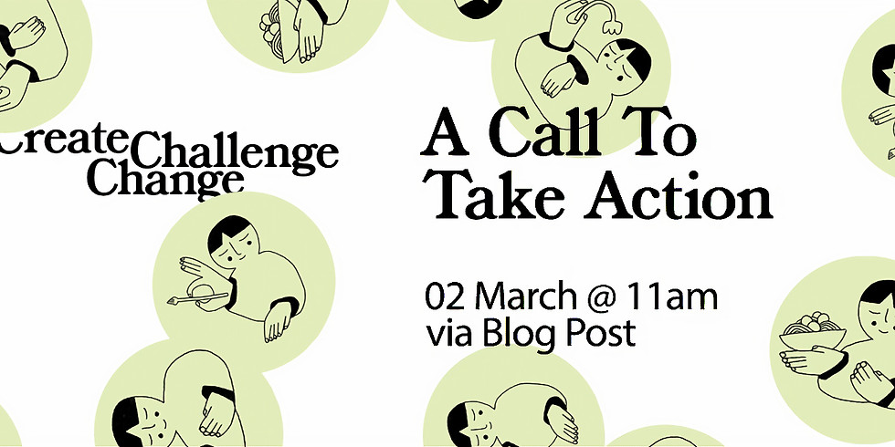 A Call To Take Action