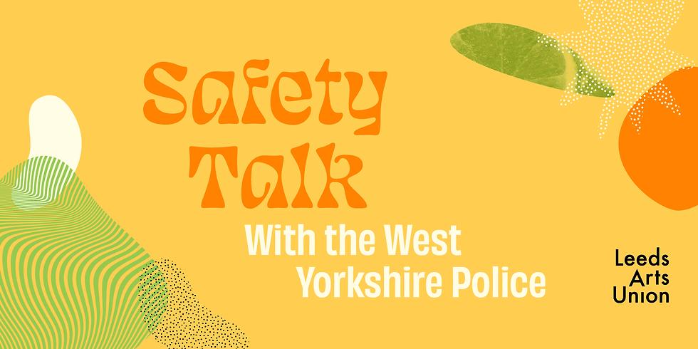 West Yorkshire Police Safety Talk