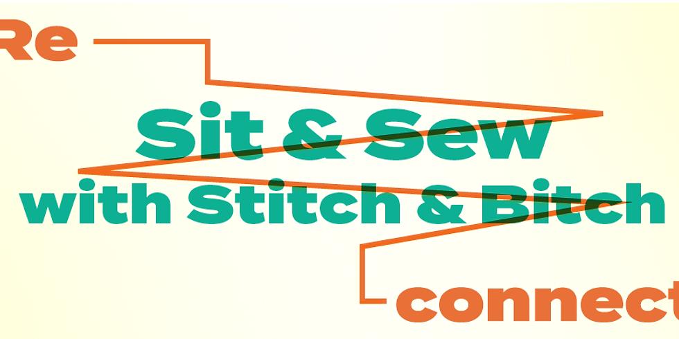Reconnect: Stitch & Bitch Sit & Sew