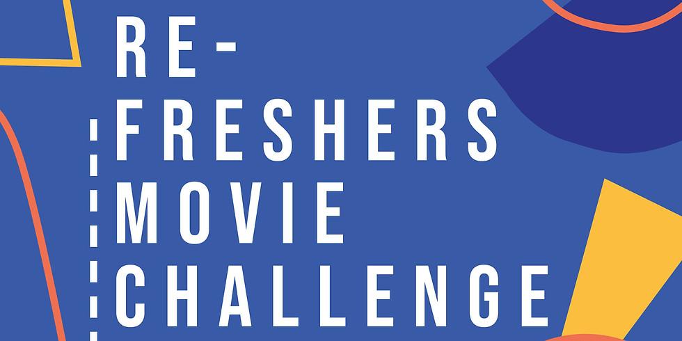 A Bit of Drama Society: Refreshers Movie Challenge