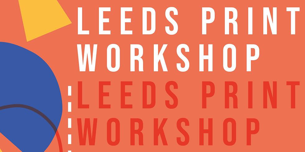 Leeds Print Workshop