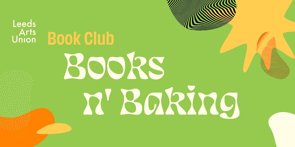 Freshers 21: Books 'n' Baking