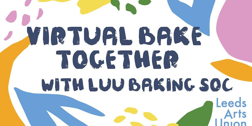 Virtual Bake Together with LUU Baking Society
