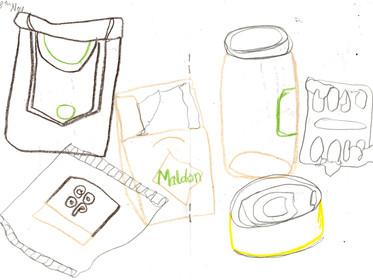 Sustainable Student Spotlight | Meg Ojari | BA Illustration