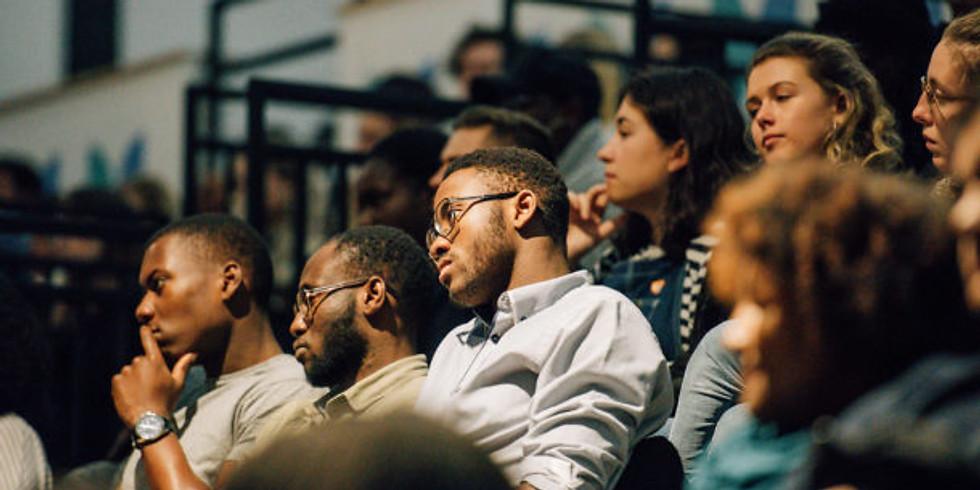 Leeds University Union Presents: Black Art Matters: Open Mic Night