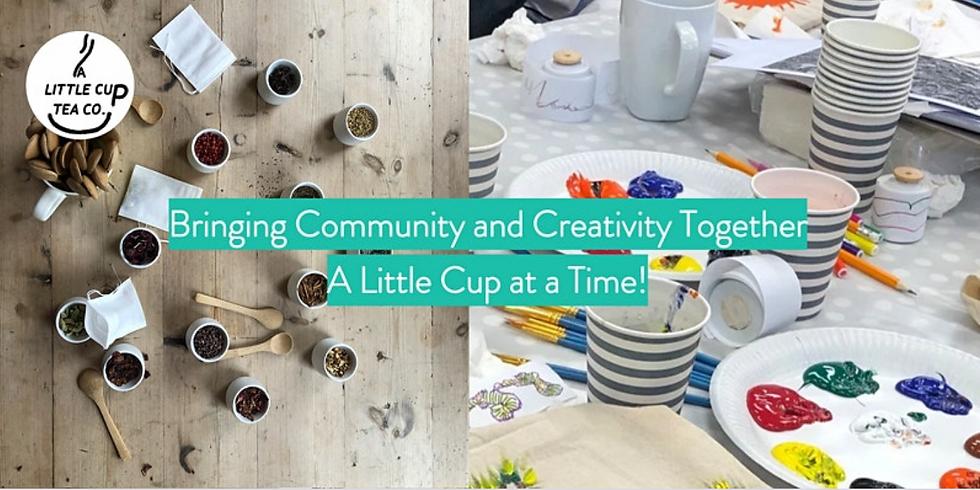 Taste + Create Post-Easter Special! Artistic Tea Blending Masterclass