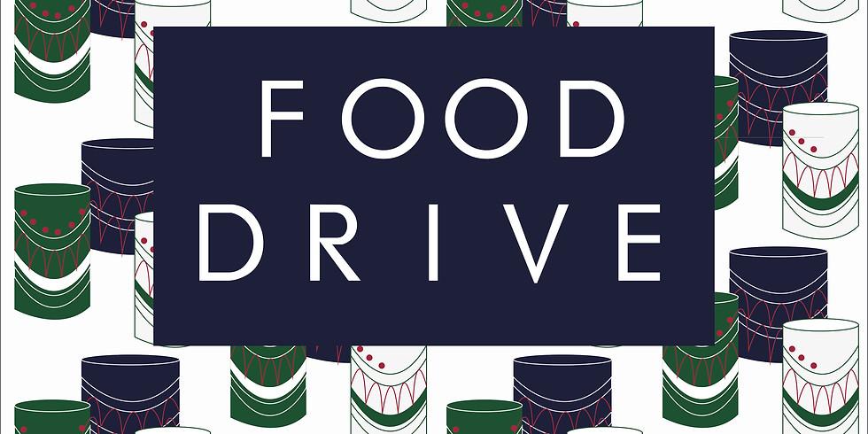 RAG Food Drive