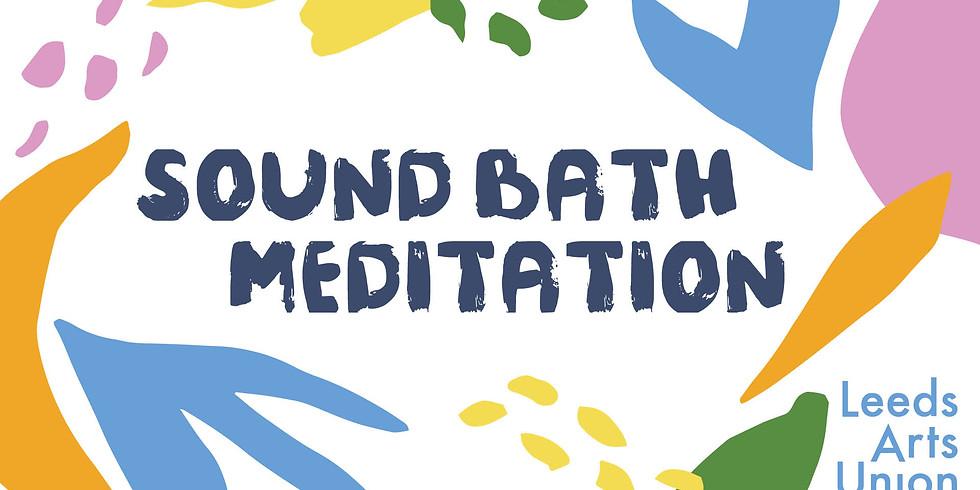 Sound Bath Meditation Workshop