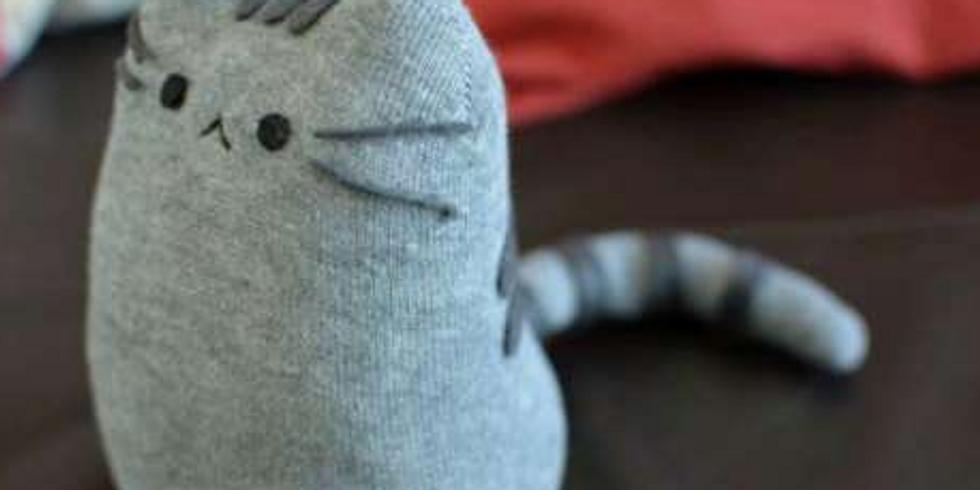 Stitch 'n' Bitch: Sock Plushies