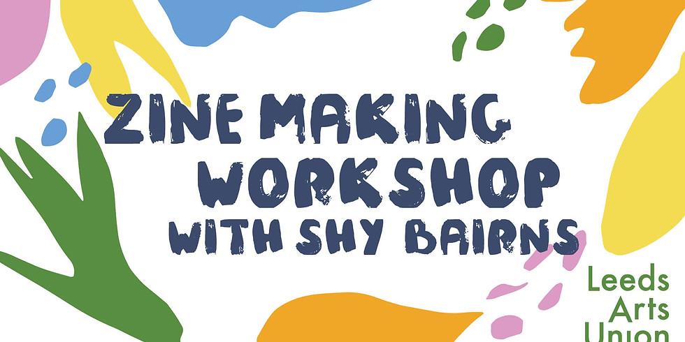Zine Workshop with Shy Bairns