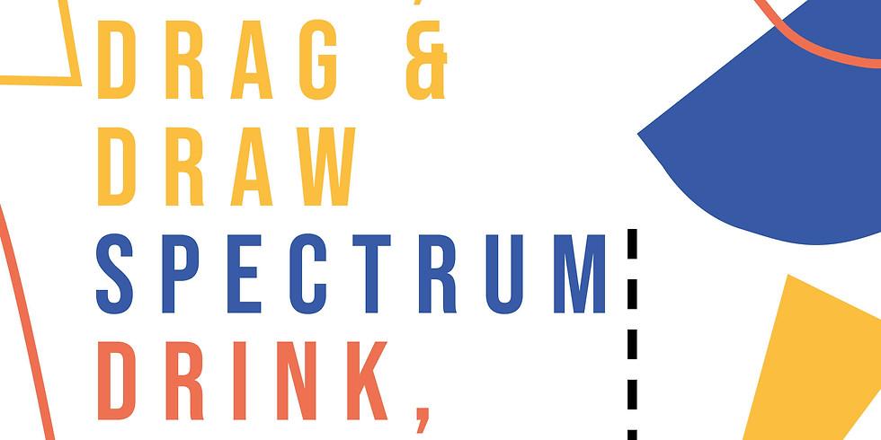 Spectrum Drink, Drag & Draw