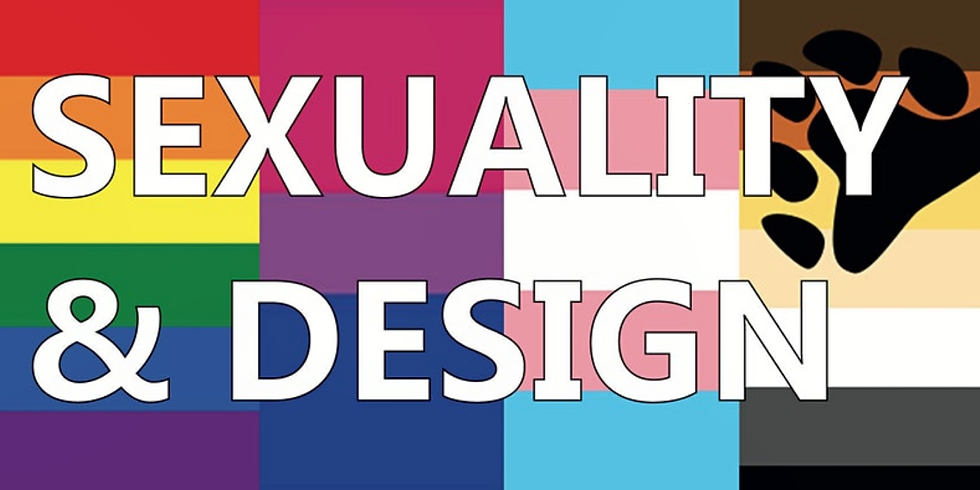 LGBT+ History Month: Sexuality and Design