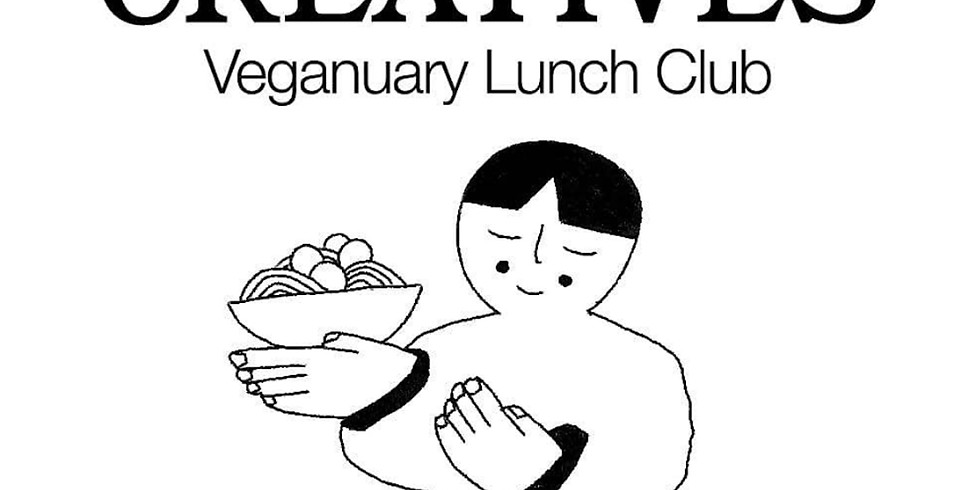 Veganuary Lunch Club with Conscious Creatives