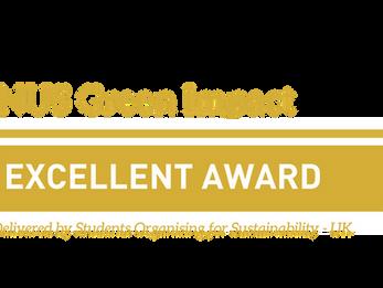 NUS Green Impact Award 20-21