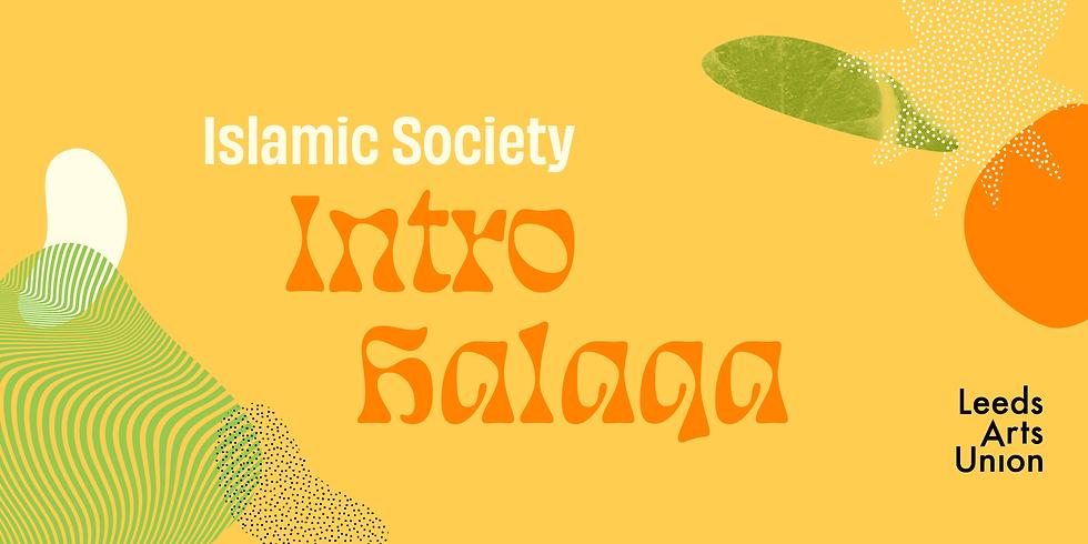 Freshers 21: Introductory Halaqa