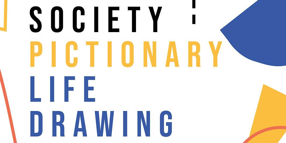 Life Drawing Society Pictionary