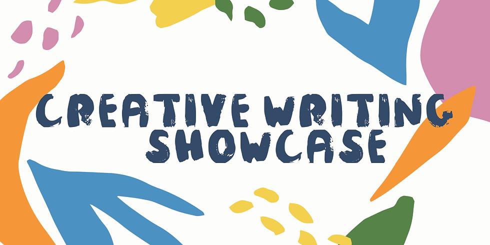 Creative Writing Showcase