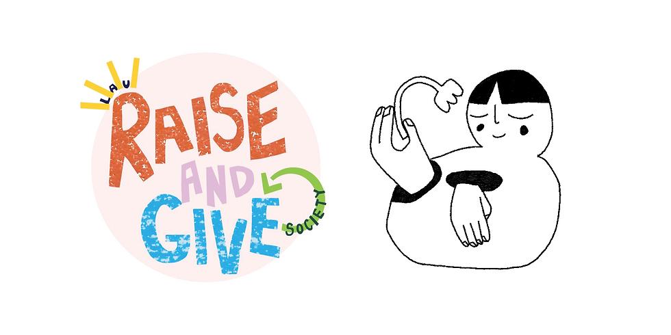 Raise and Give X Conscious Creatives Social