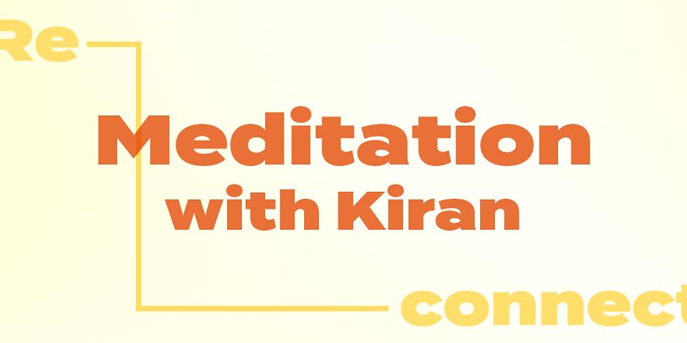 Reconnect: Meditation Class