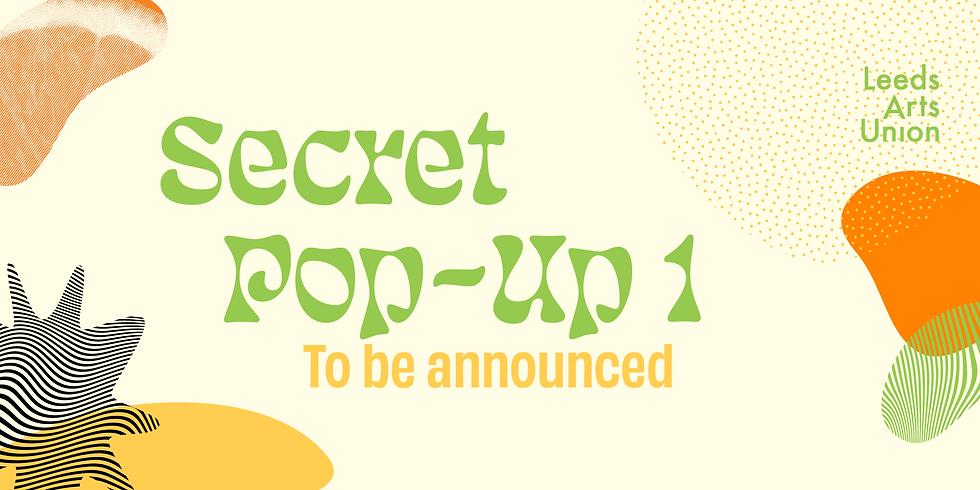 Freshers 21: Secret Pop Up #1 – Reiki Circle