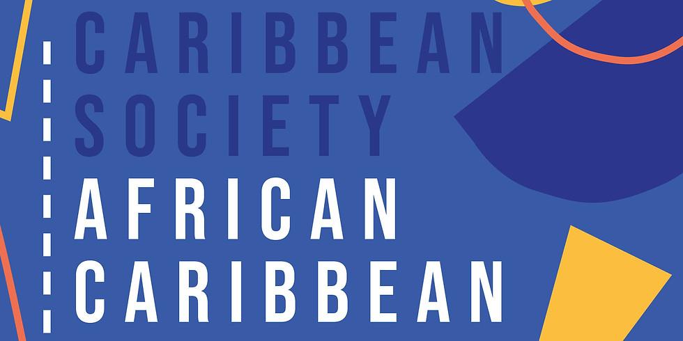 Afro Caribbean Society Games Night