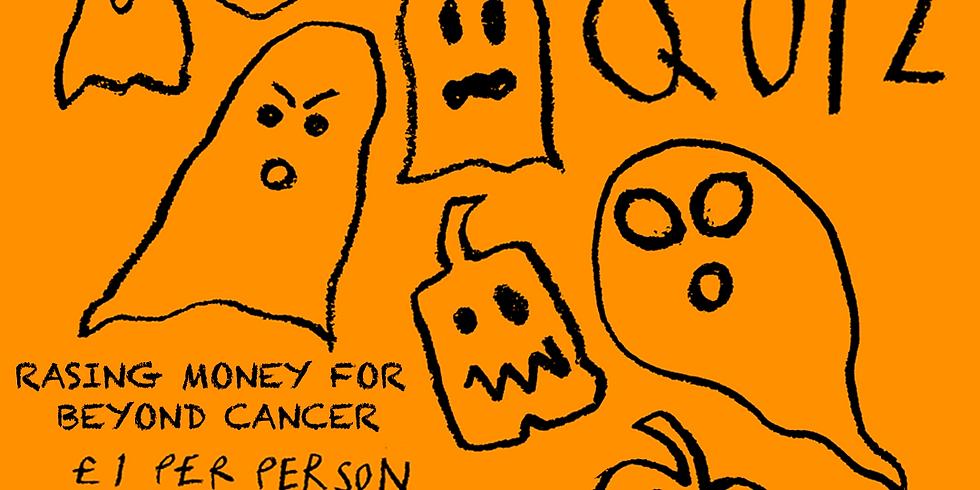 Spooky Pub Quiz