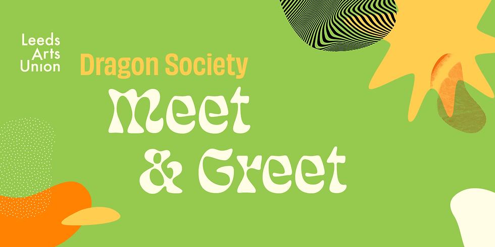 Dragon Society Meet & Greet