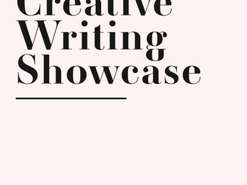 Creative Writing Showcase | Chase Miller | Welfare Fortnight