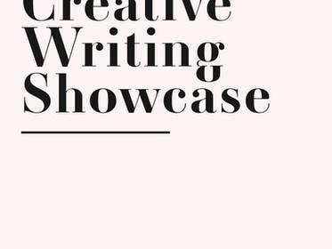 Creative Writing Showcase | Chase Miller | Welfare Fortnight