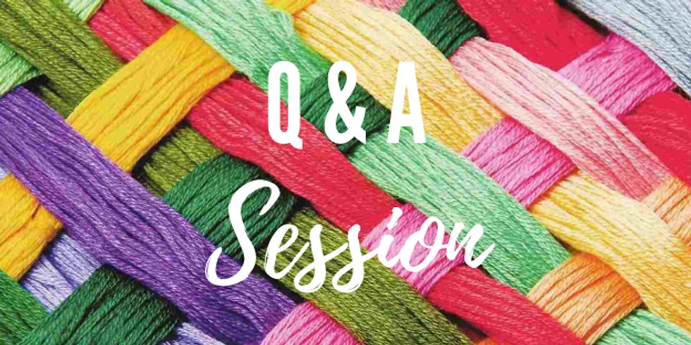 Stitch 'n' Bitch: Q & A