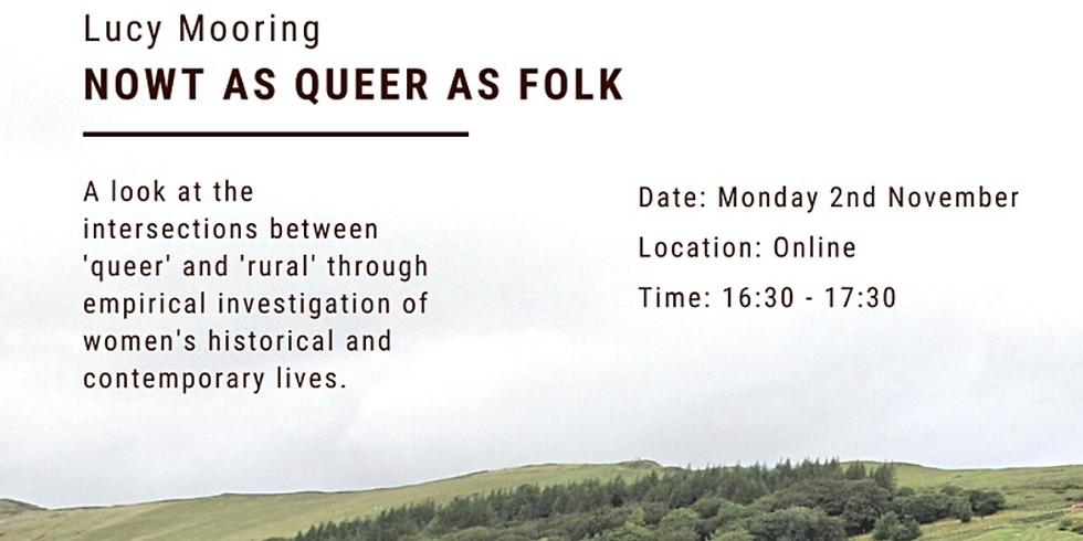 Nowt as Queer as Folk