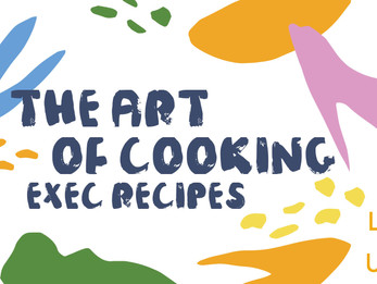 The Art of Cooking – Exec Recipes | Day 8 | Welfare Fortnight