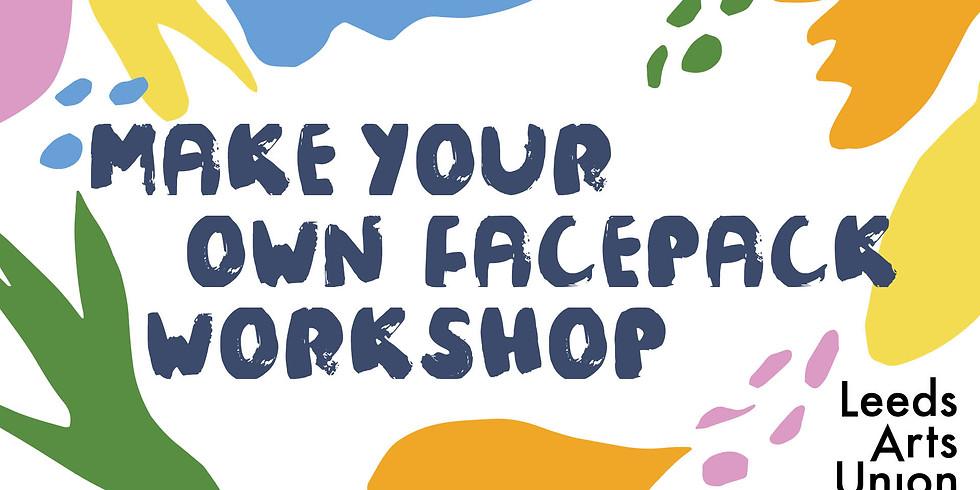 Make Your Own Facepack workshop