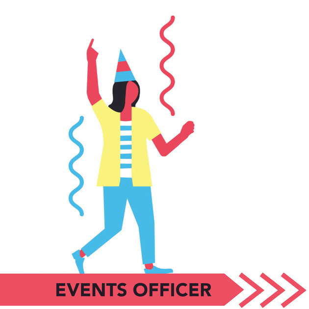 Events Officer