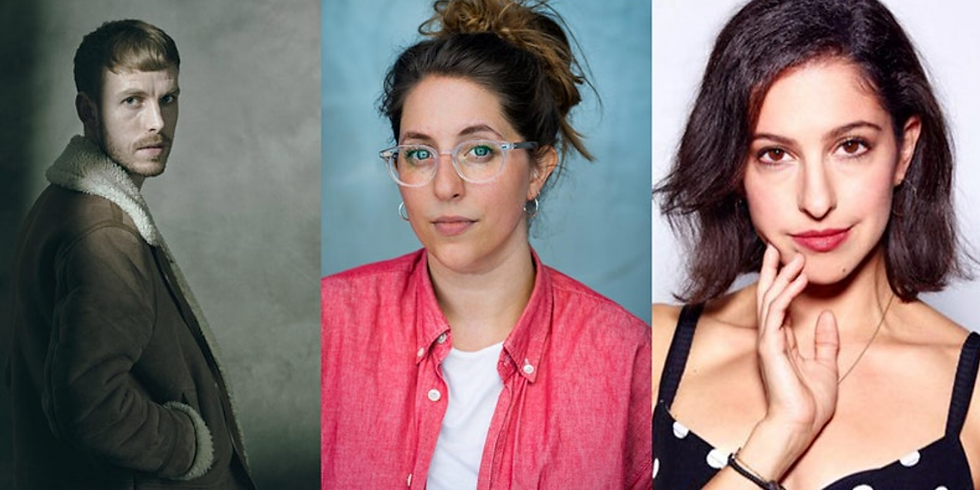 Queer Writing Panel with Finn Anderson, Tania Azevedo and Laura Schein