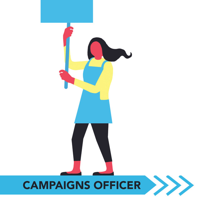 Campaigns Officer