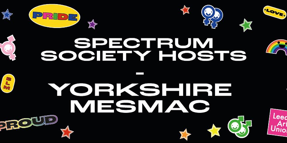 Spectrum hosts Yorkshire MESMAC